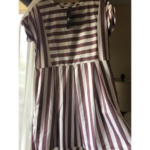 LAST CHANCE Never Worn Striped Dress!